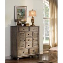 Lakeport Mule Chest-Pewter