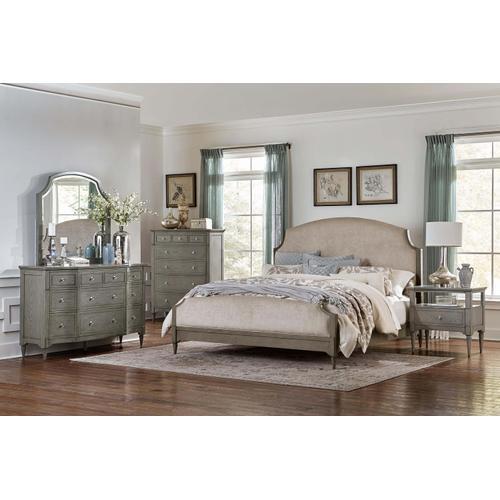 Albright 4Pc Queen Bed Set