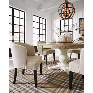 Ashley Furniture - Round Dining Room Table