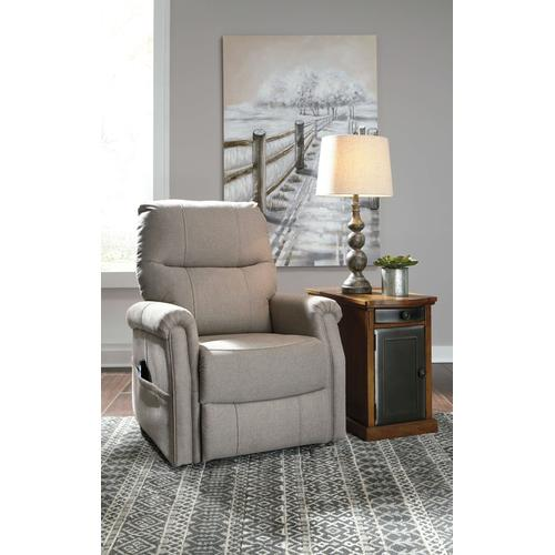 Markridge Power Assist Lift Chair - Gray