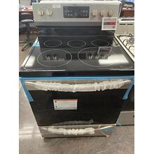 See Details - Scratch and Dent Frigidaire Gallery 30'' Freestanding Electric Range with Steam Clean