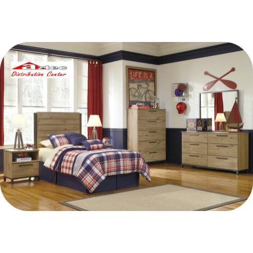 Ashley Furniture - Ashley B298 Dexifield Bedroom set Houston Texas USA Aztec Furniture