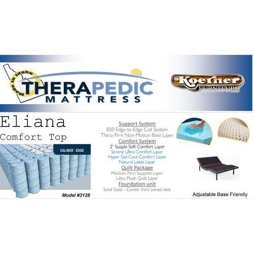 Therapedic - Eliana - Comfort Top - Queen