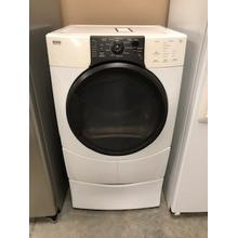 See Details - Used Kenmore Electric Dryer with Pedstal
