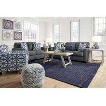 Kiessel Nuvella- Steel Sofa and Loveseat