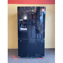 See Details - Frigidaire Black French Door Refrigerator