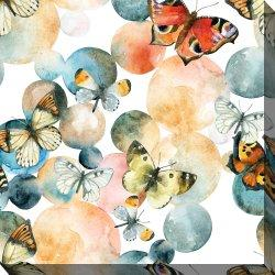 Product Image - Butterfly Bubble 24 x 24