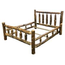 RRP153 Queen Log Bed