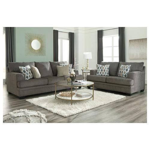 - Dorsten Sofa and Loveseat Set