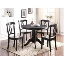 Crown Mark 5 Pc Dining Set