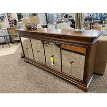 See Details - Storage Cabinet with Mirror Doors