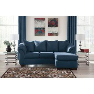 Darcy Blue Sectional