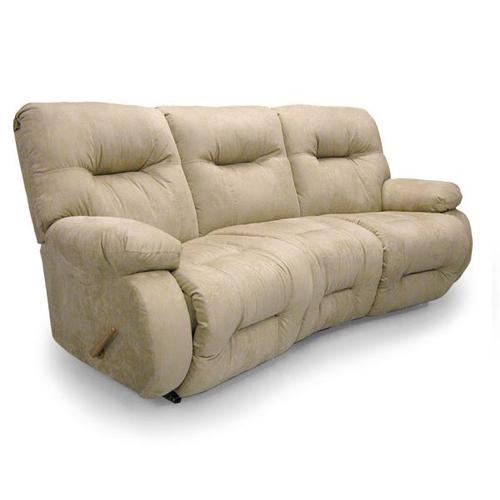 Brinley Leather Power Reclining Sofa