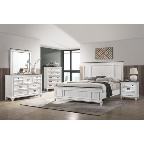 Lifestyle - LIFESTYLE C8309A-G49 C8309A-BXN Wittville King Bed