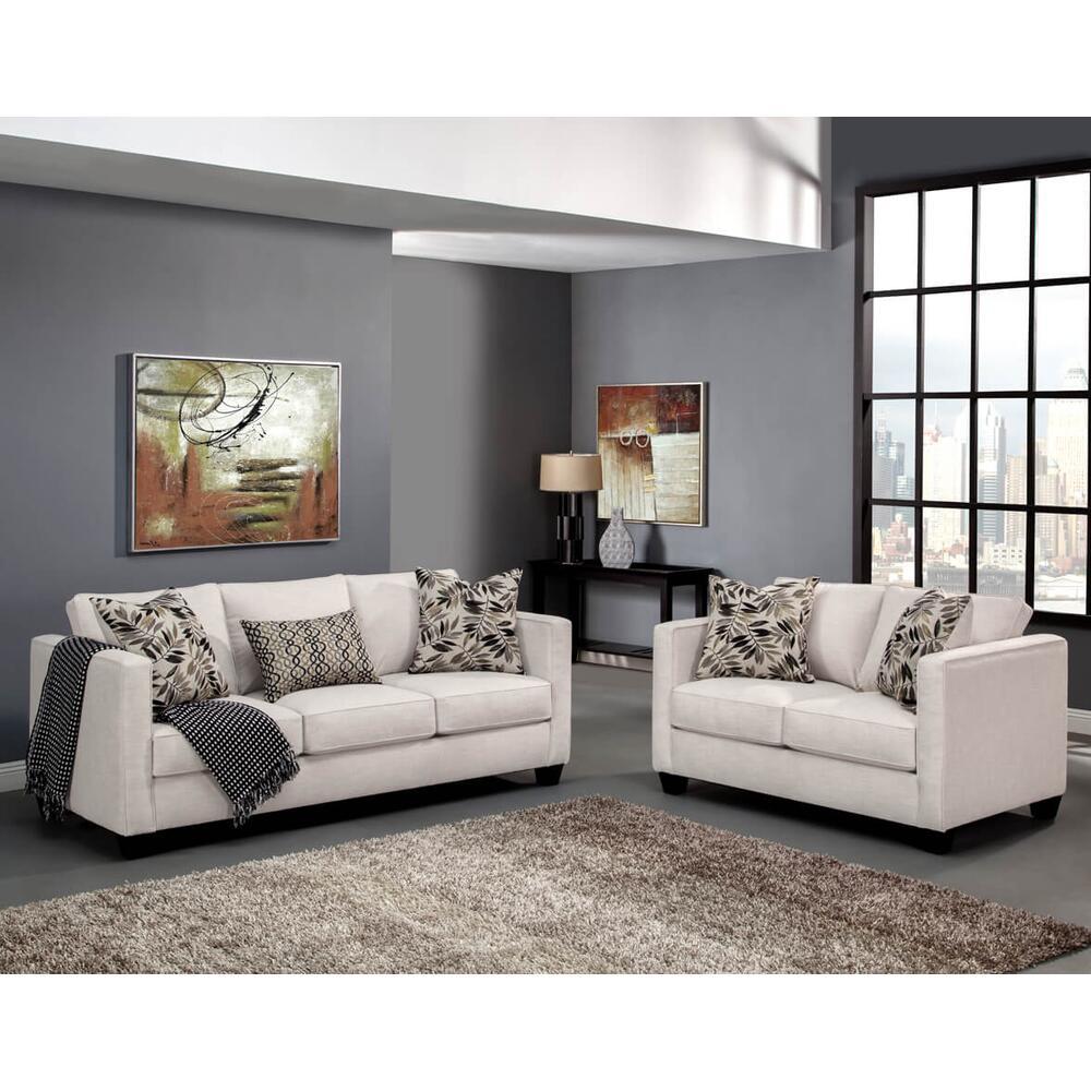Tully Sofa and Love Seat