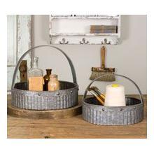 See Details - Corrugated Baskets