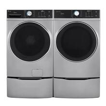 Midea Front Load Washer & Gas Dryer Set