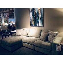 See Details - Emerald Home Chofa -- 2 piece Sofa and Chaise with Storage