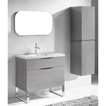 """Product Image - MILANO 36"""" VANITY ONLY - ASH GREY"""