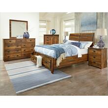 Ontario Collection in Plank Wood Finish