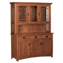 Deluxe Mission Large China Hutch