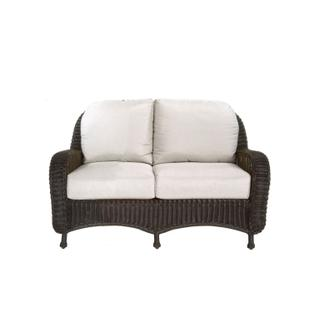 Classic Wicker Loveseat