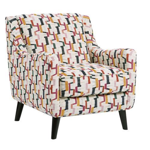 Fusion Furniture - Confetti Accent Chair