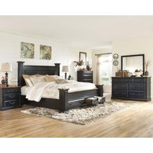QUEEN STORAGE BED GROUP CLOSEOUT