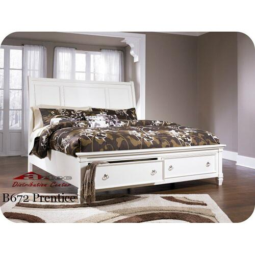 Ashley Furniture - Ashley B672 Prentice Millennium Bedroom set Houston Texas USA Aztec Furniture