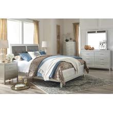 Olivet - Silver 6 Piece Bedroom Set