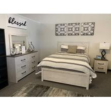 Ashley Gerridan Queen Bedroom
