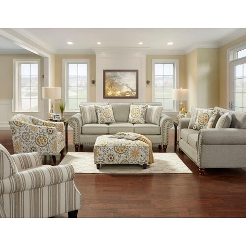 RS3110  Sofa, Loveseat and Chair - Romero Sterling