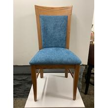 Amish Oak Side Chair