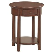 """View Product - GAC McKenzie Round Side Table (19-1/2""""D)"""