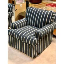 Exeter Swivel/Glider Chair-Floor Sample