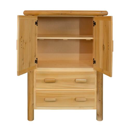 Best Craft Furniture - W668 Armoire