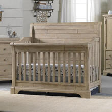 Cosi Bello Farmhouse Pine Convertible Crib