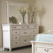 Stoney Creek Drawer Dresser w/ Mirror