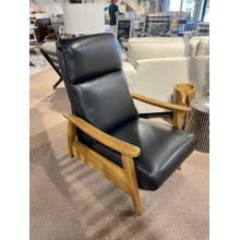 See Details - Leather Pushback Recliner