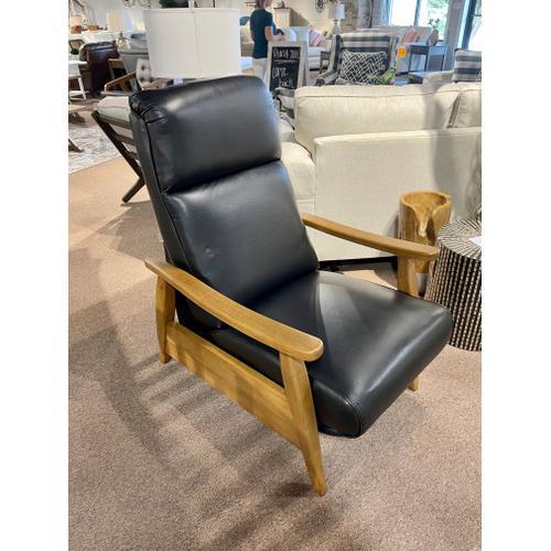Simon Li Furniture - Leather Pushback Recliner