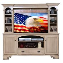 Poplar Entertainment Hutch / Poplar Entertainment Console