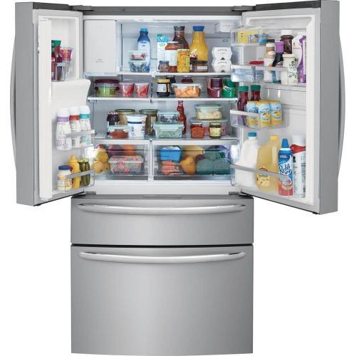 Frigidaire Gallery Series 36 Inch Counter Depth French Door Refrigerator