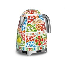 Smeg 50s Retro Style Design Aesthetic Electric Kettle, Dolce & Gabbana