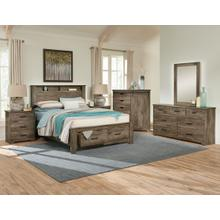 Queen Concord Bedroom Set. 5 Pieces.