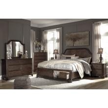 Adinton 6pc Queen Storage Bedroom Set