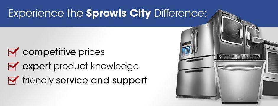 Experience The Sprowls City Difference