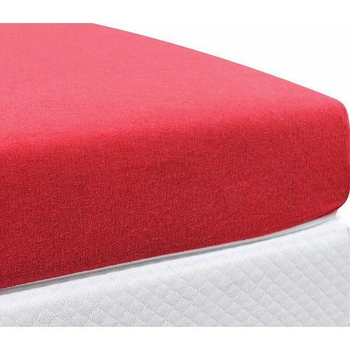 "Kids-Pedic Classic Memory Foam Mattress - 5"" Red"