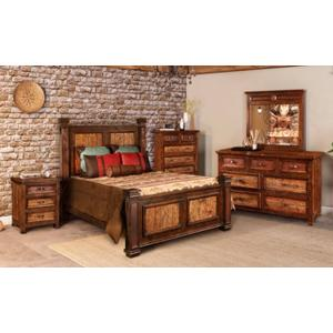Copper Ridge Dresser & Mirror