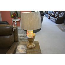 Product Image - Ashley Furniture wooden table lamp