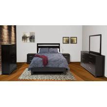 Ashley Furniture B072 Agella - Merlot Bedroom set Houston Texas USA.